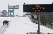 Аномальные морозы в США: в семи штатах объявлено чрезвычайное положение
