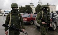 Российские спецслужбы инсценировали «перестрелку» в Симферополе