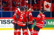 ЧМ по хоккею: Сборная Канады обыграла соперников из Франции