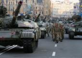 Украина масштабно празднует День независимости. Лукашенко направил поздравления
