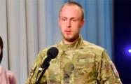 Белорусский доброволец получил орден «Народный герой Украины»