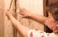 Семья 10 лет живет в квартире, где на стенах плесень, но дому капремонт не положен