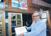 Фотофакт: ресторан в Сопоте больше не обслуживает россиян