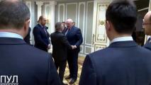 Лукашенко заявил Фазелю, что нет опасности для проведения чемпионата мира по хоккею