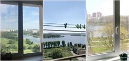 Как выглядят самые дешевые квартиры с видом на водоем