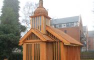 Архитектор белорусской церкви в Лондоне выдвинут на мировую премию