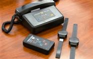 В Минске осужденным к «домашней химии» начали надевать электронные браслеты