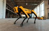 Робопес Boston Dynamics принял участие в военных учениях во Франции