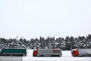 На польско-белорусской границе гигантские очереди из фур