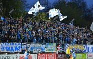 Видеофакт: Фантастическая атмосфера на матче «Динамо» Брест - БАТЭ