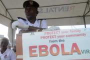 В Швейцарию доставили укушенного ребенком с вирусом Эбола медика