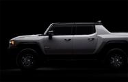 Возрожденный внедорожник Hummer EV показали на видео