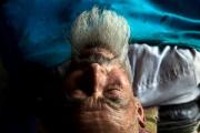 Суд в Китае наказал уйгура за длинную бороду