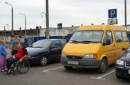 В Витебске существует серьезная проблема с парковками во дворах