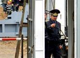 Резиденцию диктатора строят под бдительной охраной (Фото)
