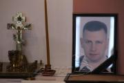 Юрия Бушлякова похоронили под бело-красно-белым флагом