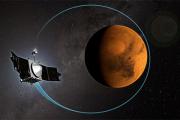 Зонд MAVEN совершил 1000 оборотов вокруг Марса