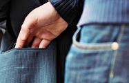 Минчанин поймал карманника за руку