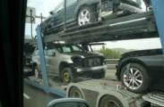 По «серым» схемам в Таможенный союз ввезли тысячи автомобилей