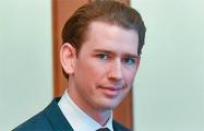 Канцлер Австрии: Важно, чтобы ЕС немедленно отреагировал санкциями против режима Лукашенко