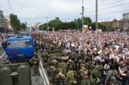 За Новороссию будут воевать чеченские солдаты