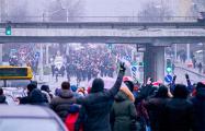 «Надо показать, что тысячи людей, которые выходили на улицы Минска, никуда не делись»