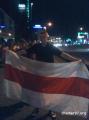 На Немиге за бело-красно-белый флаг арестовали молодежного  активиста