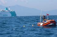 Белорусы переплыли Гибралтарский пролив