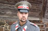 Фотофакт: Белорус возродил военную форму с «Пагоней»