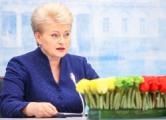 Президент Литвы: Более жесткие санкции для России готовы