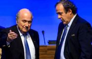 Блаттера и Платини допросят по делу о выборе России и Катара хозяевами ЧМ