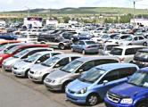 Импорт легковых автомобилей упал на 13%