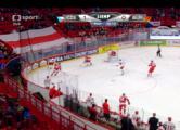 Скандал на матче Беларусь-Словения