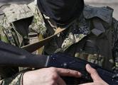 Штурм военкомата в Луганске: слышны взрывы и выстрелы