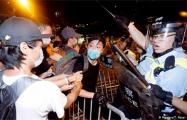 Протесты в Гонконге продолжаются