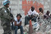 Миротворцев ООН уличили в сексе в обмен на продовольствие