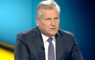 Александр Квасьневский: Путин затеял игру, чтобы заставить Запад ослабить давление