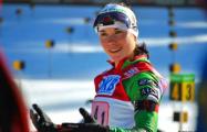 Надежда Скардино выиграла индивидуальную гонку в Эстерсунде
