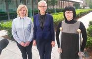 Вывезенные в Польшу активистки Союза поляков Беларуси: Мы не знали, куда едем