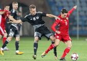 Сборная Армении разгромила сборную Беларуси