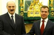 Лукашенко в Сочи встретился с Медведевым