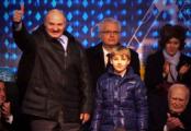 Лукашенко приехал на Олимпиаду в Сочи с Колей