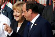 Берлин и Париж призвали Киев к перемирию с ополченцами