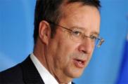 Президент Эстонии готовится к войне