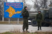 В Крыму отключили два украинских телеканала