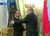 Встреча Медведева и Лукашенко затянулась