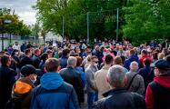 «Мы никогда не видели таких очередей отдавать подписи, такого гражданского протеста в Беларуси»