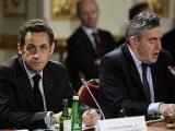 Браун и Саркози отложили примирение после скандала