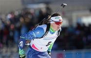 Белорус выиграл спринтерскую гонку на 10 км на этапе Кубка ИБУ в Риднау