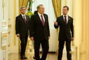 Медведев, Назарбаев и Лукашенко сообразят на троих